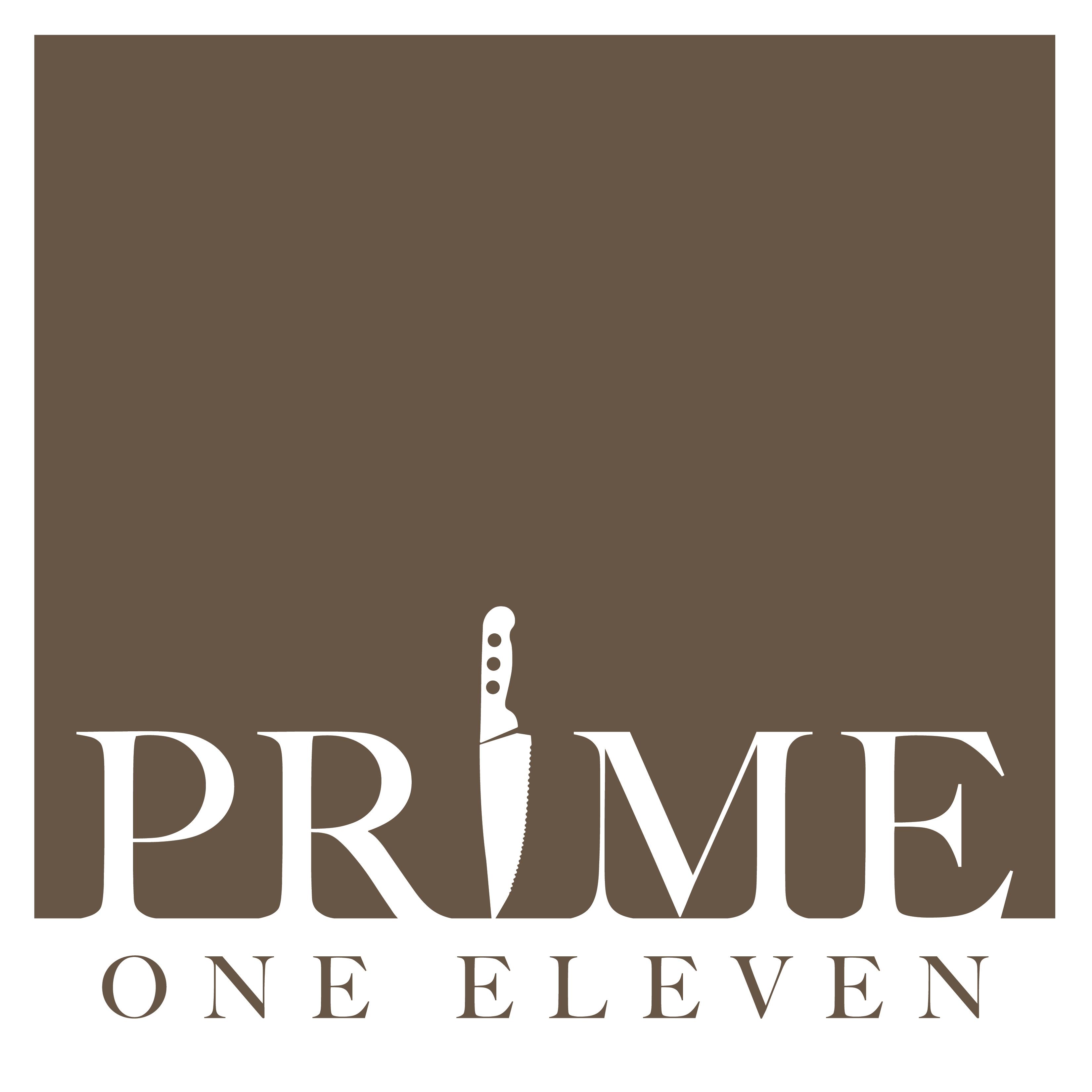 Prime One Eleven Logo