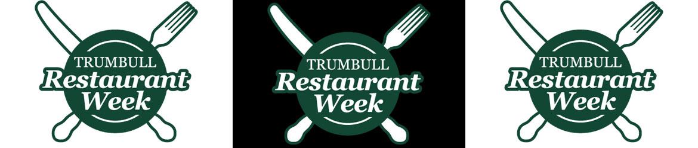 Trumbull Restaurant Week Header